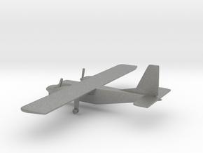 Britten-Norman BN-2 Islander in Gray PA12: 1:160 - N