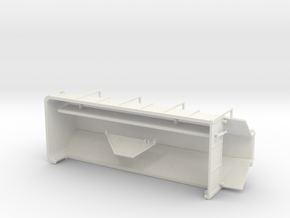 1/50th 20' Trinity Eagle bed  in White Natural Versatile Plastic