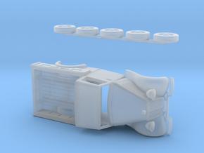 mercedes 170V 1op76 in Smooth Fine Detail Plastic