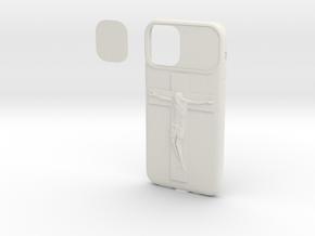 IPhone 11 Pro Max Jesus Christ Cover Light in White Natural Versatile Plastic