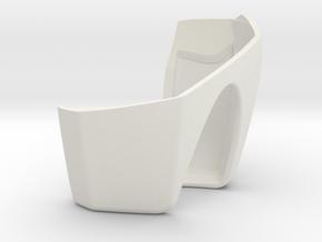 blende links in White Natural Versatile Plastic