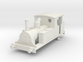 b-76-selsey-2-4-2t-loco-early in White Natural Versatile Plastic