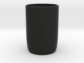 Share-screw | PART2 - BODY in Black Natural Versatile Plastic