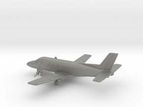 Embraer EMB 110 P1 Bandeirante in Gray PA12: 1:200