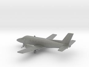 Embraer EMB 110 P1 Bandeirante in Gray PA12: 1:200