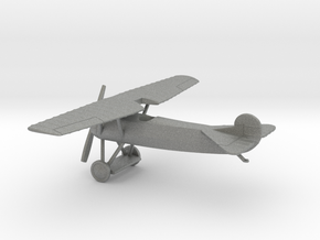 Fokker D.VIII in Gray PA12: 1:100
