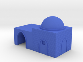 Tomb of Rachel in Blue Processed Versatile Plastic