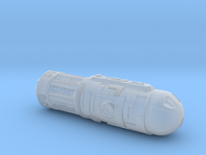 Traveller Ship's Boat in Smooth Fine Detail Plastic