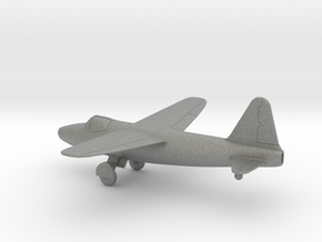 Heinkel He 178 in Gray PA12: 1:100