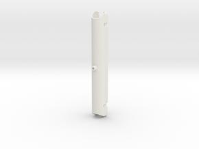 pg537b Merit 25, td13.5, slot 100mm  in White Natural Versatile Plastic