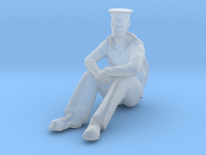 Printle M Homme 049 - 1/43 - wob in Smooth Fine Detail Plastic