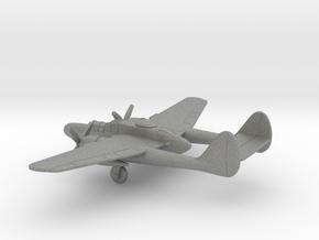 Northrop P-61 Black Widow in Gray PA12: 6mm