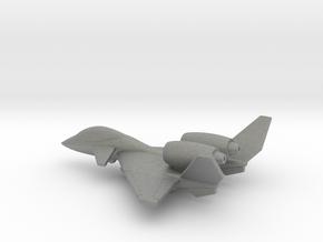PZL-230D Skorpion (w/o landing gears) in Gray PA12: 1:200