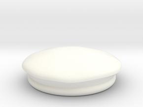 Pakol (tbn) in White Processed Versatile Plastic
