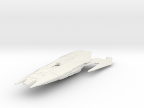 JemHadar Vanguard Carrier in White Natural Versatile Plastic