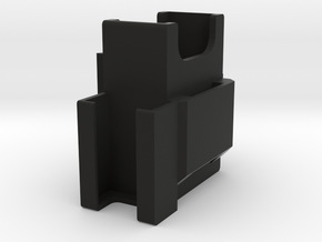 Robocup Tool holder- Leica Distro E7500 version in Black Natural Versatile Plastic