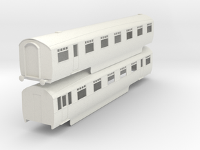 b-32-lner-coronation-twin-open-first in White Natural Versatile Plastic