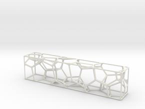 M061_Foam Beam in White Natural Versatile Plastic