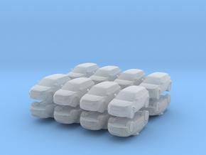 Range Rover Evoque (x16) 1/500 in Smooth Fine Detail Plastic
