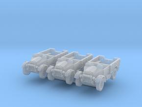 Morris CS8 (open) (x3) 1/285 in Smooth Fine Detail Plastic