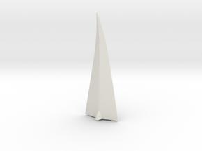 LOGH Imperial Parcivale 1:3000 (Part 1/2) in White Natural Versatile Plastic
