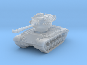 M47 Patton late (W. Germany) 1/160 in Smooth Fine Detail Plastic