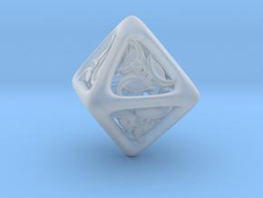 Tengwar Elvish D8 in Smooth Fine Detail Plastic