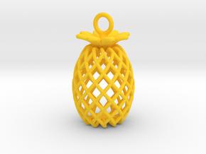 Pineapple 2011111144 in Yellow Processed Versatile Plastic