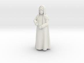 Printle V Homme 203 - 1/32 - wob in White Natural Versatile Plastic