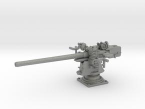 1/40 UBoot 8.8 cm SK C/35 Naval Deck Gun in Gray PA12