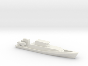 Hero-class patrol vessel, 1/2400 in White Natural Versatile Plastic