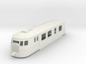bl100-a80d1-railcar in White Natural Versatile Plastic