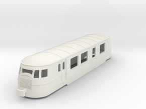 bl100-a80d1-railcar-correze in White Natural Versatile Plastic