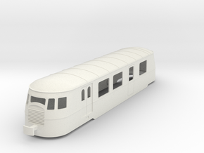 bl32-a80d1-railcar-correze in White Natural Versatile Plastic