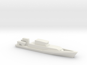 Hero-class patrol vessel, 1/1250 in White Natural Versatile Plastic
