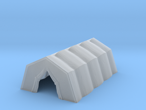 Military Tent 1/285 in Smooth Fine Detail Plastic