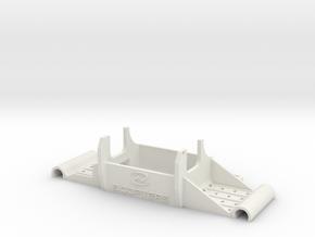 Parrot Sequoia mount for Phantom 4/Phantom 4 Pro in White Natural Versatile Plastic