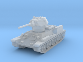 OT-34-76 fact. 183 1941 1/144 in Smooth Fine Detail Plastic