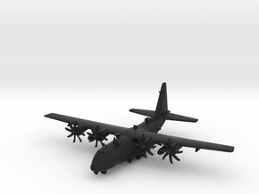 AC-130J Ghostrider in Black Natural Versatile Plastic: 1:288
