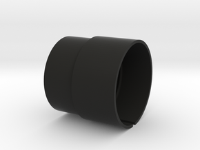 LEDHolder-fits2inOpticalTube in Black Strong & Flexible