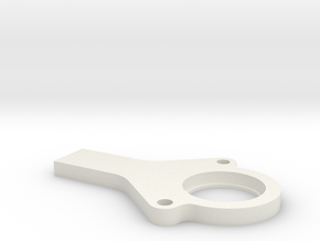 elbow_bearing_outside in White Natural Versatile Plastic