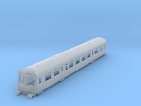 o-148fs-cl120-61-driver-coach in Smooth Fine Detail Plastic