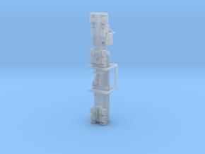 "MackR ""Convoy"" fuel truck rev3 in Smoothest Fine Detail Plastic: 6mm"