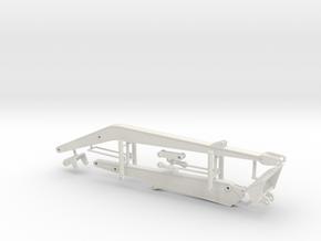 CAT Excavator Long Reach 1/64 in White Natural Versatile Plastic