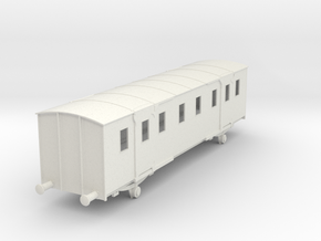 o-32-sncf-night-ferry-passenger-baggage-van in White Natural Versatile Plastic