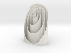 Soliflore 201206 in White Natural Versatile Plastic: Small
