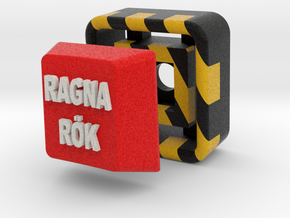 Full Color Key of Ragnarök in Full Color Sandstone