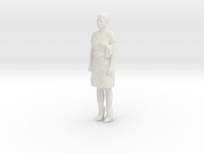 Printle C Femme 285 - 1/32 - wob in White Natural Versatile Plastic