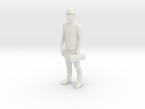 Printle S Homme 285 - 1/24 - wob in White Natural Versatile Plastic
