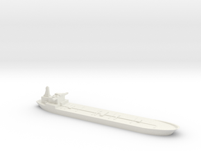 Pocket VLCC in White Natural Versatile Plastic